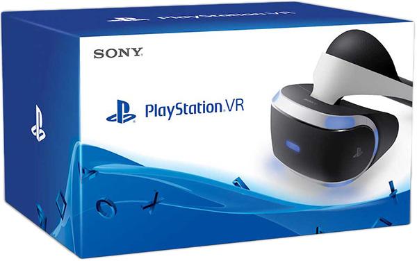 Шлем виртуальной реальности PlayStation VR для PS4 от 1С Интерес