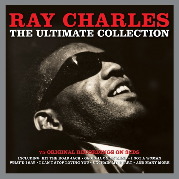 Ray Charles: The Ultimate Collection (3 CD) the classic 90s collection cd
