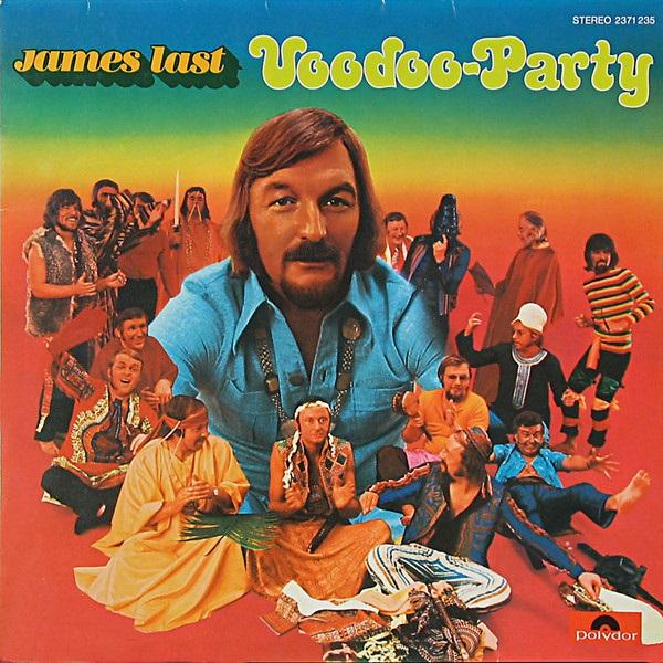 James Last. Voodoo-Party (LP)Представляем вашему вниманию альбом James Last. Voodoo-Party, альбом немецкого композитора, аранжировщика и дирижера, изданный на виниле.<br>