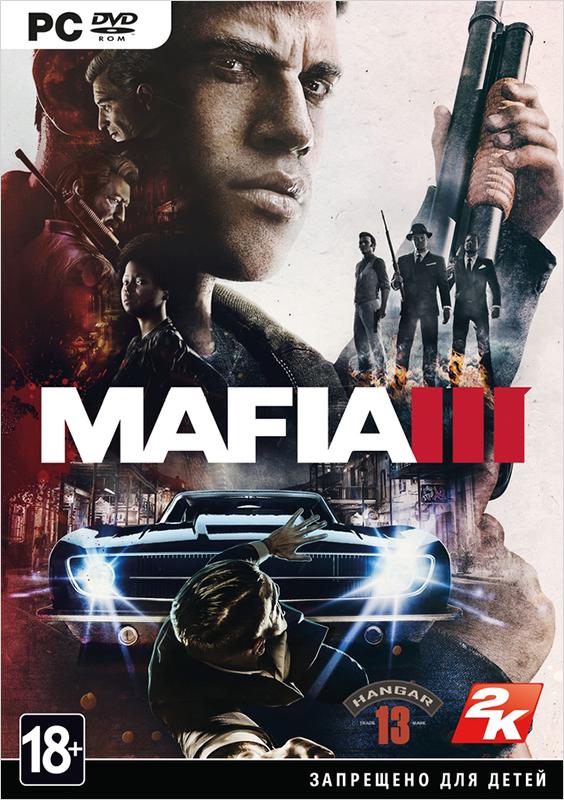 Mafia III [PC]Mafia III – новый выпуск культовой серии о буднях организованной преступности. Впервые игрокам выпадет шанс создать собственный клан, подчинить себе город и воплотить грандиозный план мести.<br>
