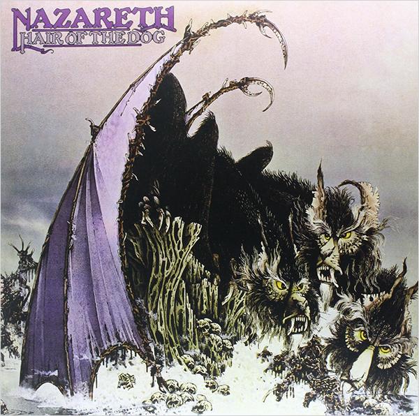 Nazareth. Hair Of The Dog (2 LP)Представляем вашему вниманию шестой студийный альбом шотландской группы Nazareth. Hair Of The Dog, выпущенный в 1975 году компанией A&amp;M Records, самый коммерчески успешный альбом группы, по всему миру продано более двух миллионов экземпляров.<br>