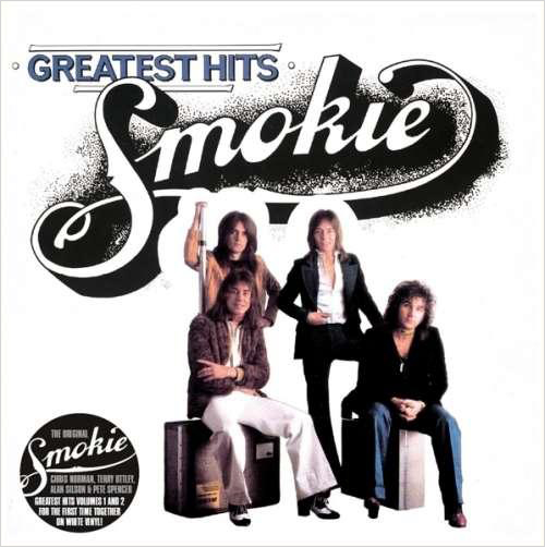 Smokie. Greatest Hits (2 LP)Smokie. Greatest Hits &amp;ndash; сборник лучших хитов английской рок-группы, основанной в 1965 году в Брадфорде, графстве Йоркшир, получившей большую известность в Европе в 1970-х годах.<br>