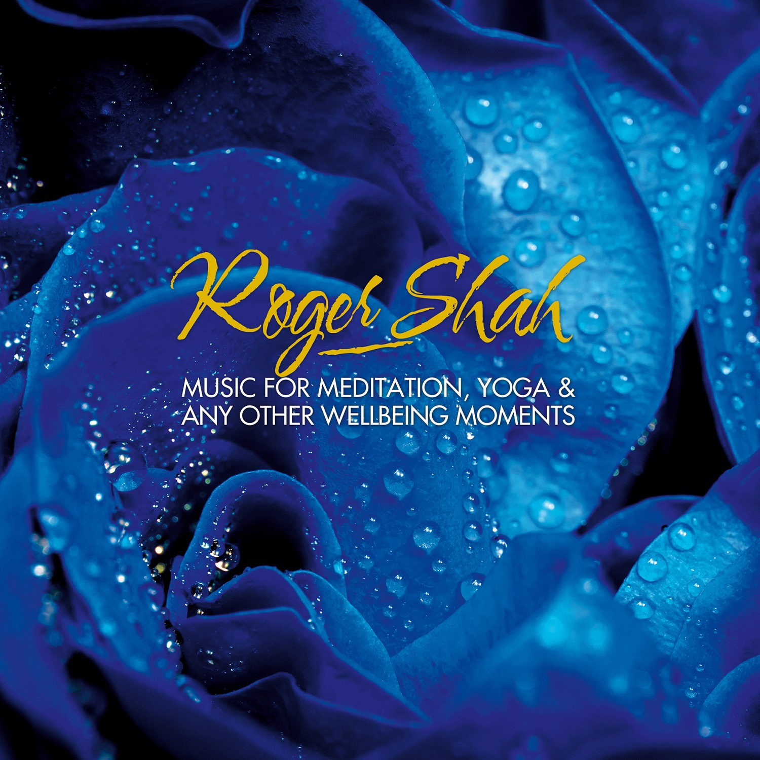 Roger Shah: Music For Meditation, Yoga & Any Other Wellbeing Moments (CD)