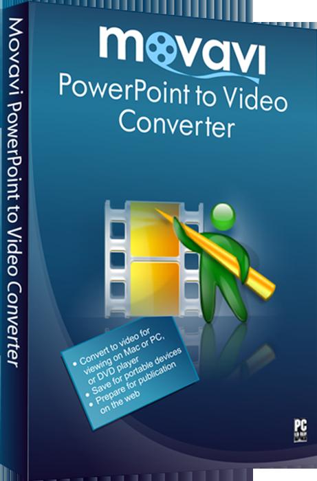 Movavi Конвертер PowerPoint в видео 2. Бизнес лицензия (Цифровая версия) movavi слайдшоу 2 бизнес лицензия цифровая версия