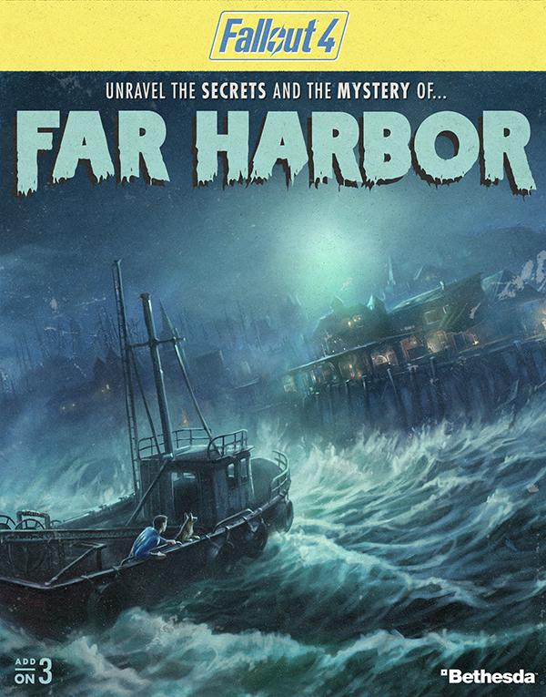 Fallout 4. Far Harbor. Дополнение (Цифровая версия)В дополнении Fallout 4. Far Harbor вы возьметесь за новое дело детективного агентства Валентайна и отправитесь на поиски юной девушки и тайной колонии синтов.<br>