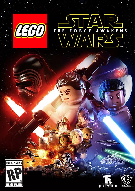 LEGO Звездные войны: Пробуждение силы [PC, Цифровая версия] (Цифровая версия) звездные войны пробуждение силы dvd