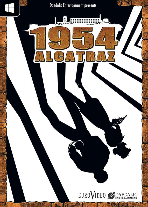 1954 Alcatraz  (Цифровая версия)В остросюжетном интерактивном детективе 1954 Alcatraz игрокам предлагается разом исполнить роли Джо и его жены Кристины. Им предстоит нелегкий выбор между любовью и предательством, жизнью и смертью.<br>