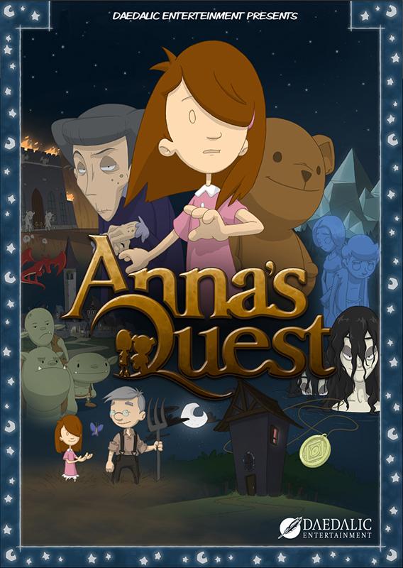 Annas Quest (Цифровая версия)Anna's Quest – это чудесная игра с нарисованной от руки графикой, мрачной историей и склонностью к самоиронии.<br>