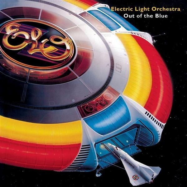 Electric Light Orchestra. Out Of The Blue (2 LP) animal poems