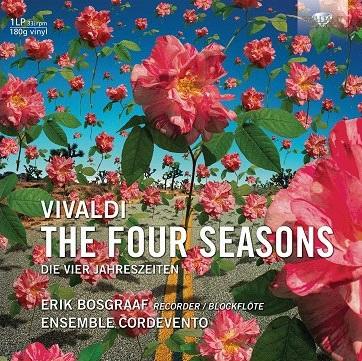 Antonio Vivaldi. The Four Seasons (LP)