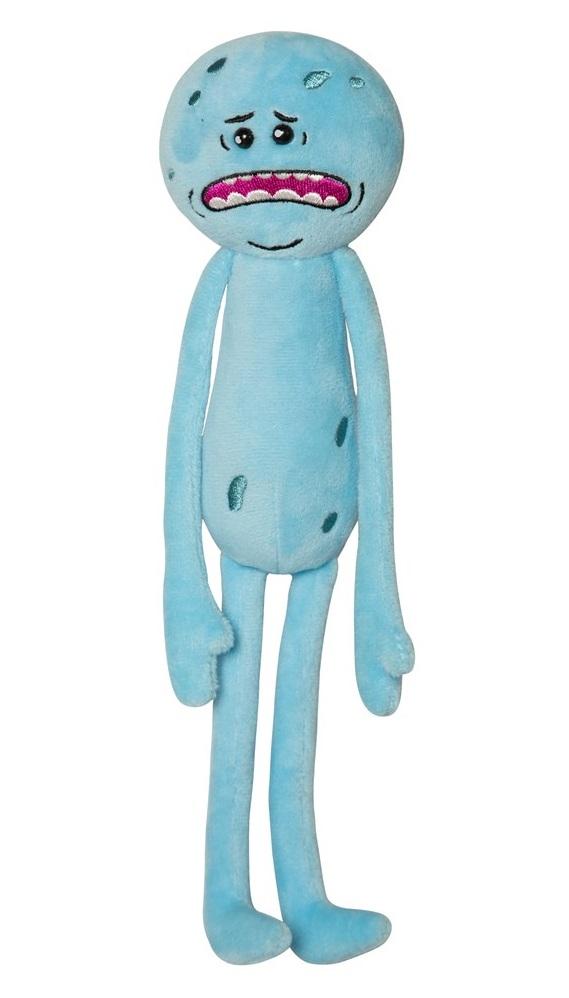 Мягкая игрушка Rick And Morty. Meeseeks Sad (27 см)Представляем вашему вниманию мягкую игрушку Rick And Morty. Meeseeks Sad, созданную по мотивам популярного американского мультсериала «Рик и Морти».<br>