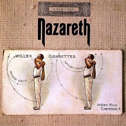 Nazareth. Exercises (LP)Представляем вашему вниманию альбом Nazareth. Exercises, студийный альбом шотландской рок-группы Nazareth, изданный на виниле.<br>