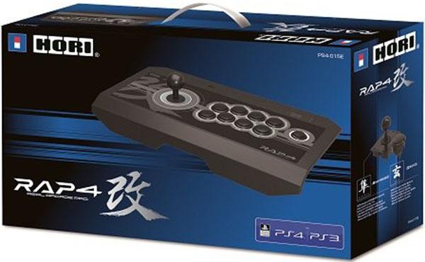 Аркадный геймпад Hori Real Arcade Pro 4 Kai для PS4 / PS3Представляем вашему вниманию геймпад Hori Real Arcade Pro 4 Kai (PS4-015E) – версию популярного аркадного контроллера, официально лицензированного компанией Sony.<br>