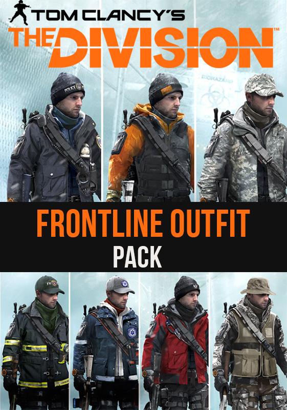 Tom Clancys The Division. Frontline. Дополнение (Цифровая версия)В комплекте Tom Clancys The Division. Frontline. Дополнение – 7 комплектов снаряжения, в которых вы найдете оружие, &amp;laquo;тревожный рюкзак&amp;raquo; и уникальную экипировку.<br>