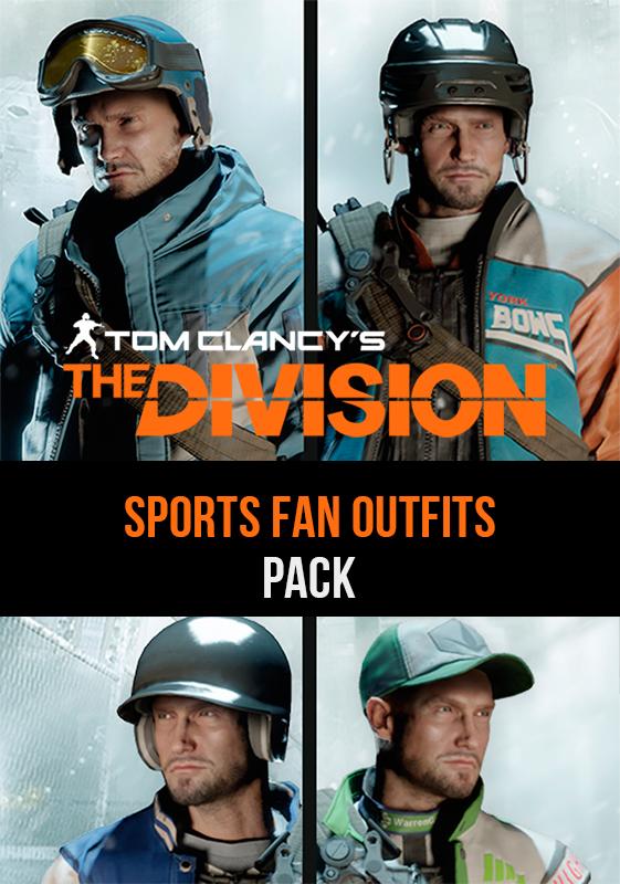 Tom Clancys The Division. Sports Fan Outfits. Дополнение (Цифровая версия)Дух соперничества всегда с нами! Разделите любовь к спорту со всеми агентами в Нью-Йорке вместе с Tom Clancys The Division. Sports Fan Outfits pack. Дополнение.<br>