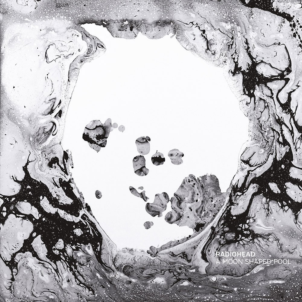 Radiohead: A Moon Shaped Pool (CD) radiohead radiohead the king of limbs