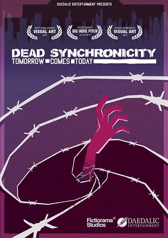 Dead Synchronicity: Tomorrow Comes Today (Цифровая версия)Dead Synchronicity: Tomorrow Comes Today &amp;ndash; это первая часть запланированной трилогии Dead Synchronicity.<br>