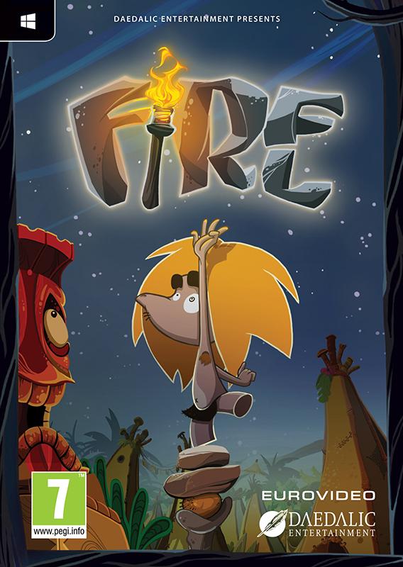 Fire (Цифровая версия)Fire – это доисторическое приключение с множеством головоломок. Дико смешная история подается весьма неожиданным путем – совершенно без слов! Отправляйтесь в каменный век и помогите главному герою найти огонь!<br>