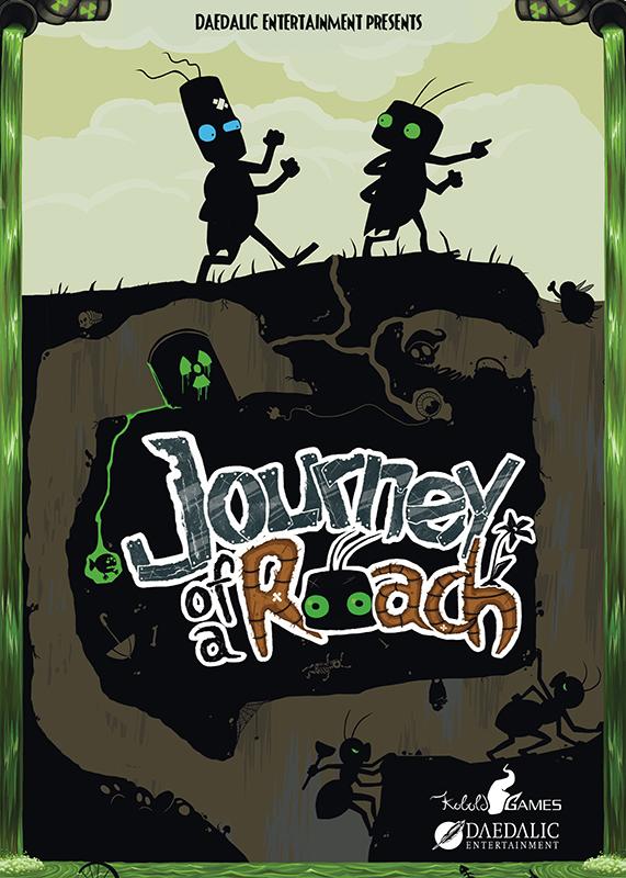 Journey of a Roach (Цифровая версия)В игре Journey of a Roach ядерная война, постапокалиптическая атмосфера, сухие и безжизненные пустоши… Безжизненные? Как бы не так! Насекомые-мутанты, устроившие гнездо в бомбоубежище, стремятся населить изменившуюся Землю!<br>