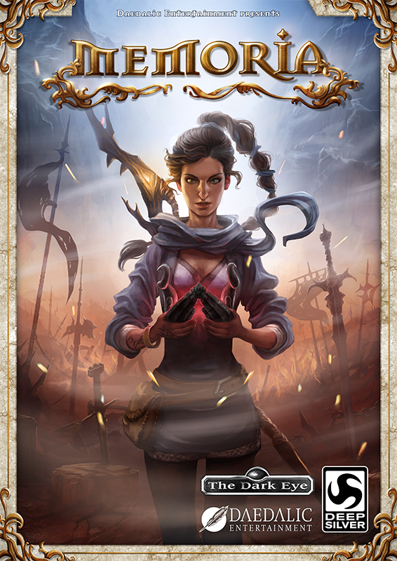 Memoria (Цифровая версия)В Memoria переплетены истории двух персонажей, с которыми игрок пройдет сквозь разные эпохи. Саджа, принцесса с Юга, мечтает совершить военный подвиг, а ловец птиц из другого времени Джерон пытается снять проклятие с любимой.<br>