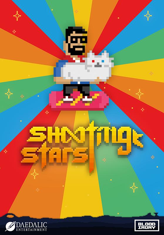 Shooting Stars! (Цифровая версия)В игре Shooting Stars! – это необычно яркая и чрезвычайно забавная классическая аркадная стрелялка о борьбе с космическими захватчиками в жанре bullet hell...<br>