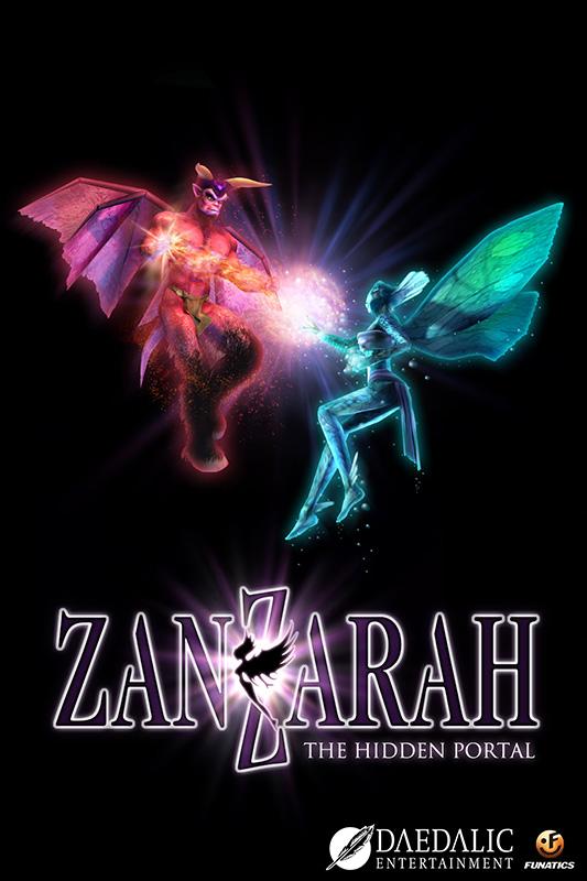 Zanzarah: The Hidden Portal (Цифровая версия)