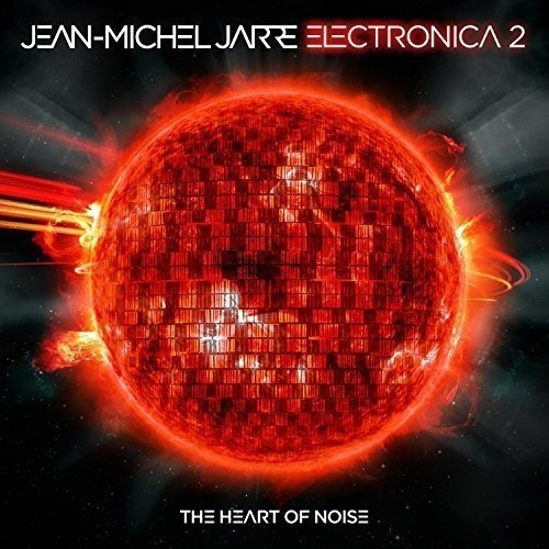 Jean Michel Jarre: Electronika 2 – The Heart Of Noise (CD) the art of noise art of noise at the end of the century 2 cd dvd