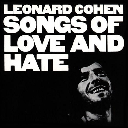 Leonard Cohen. Songs Of Love And Hate (LP)