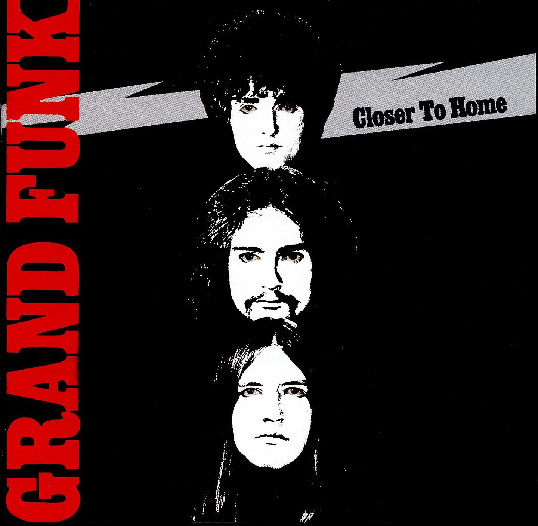 Grand Funk Railroad. Closer To Home (LP)Представляем вашему вниманию альбом Grand Funk Railroad. Closer To Home, третий студийный альбом американской рок-группы, изданный на виниле.<br>