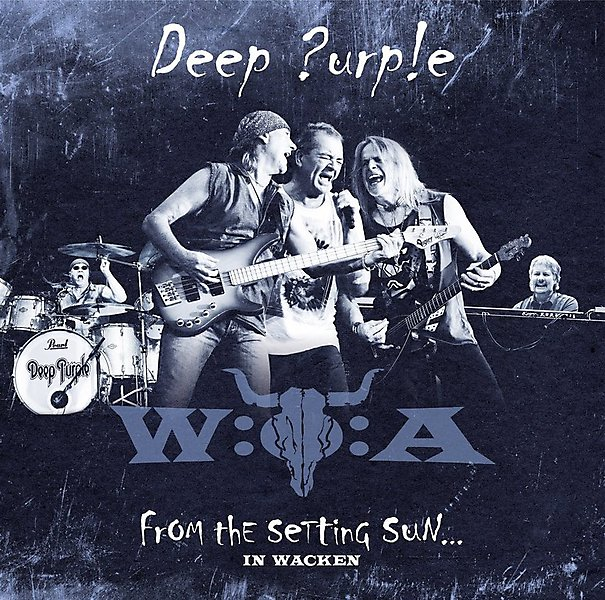 Deep Purple: From The Setting Sun... In Wacken (2 CD) deep purple german explosion cd в интернет магазине