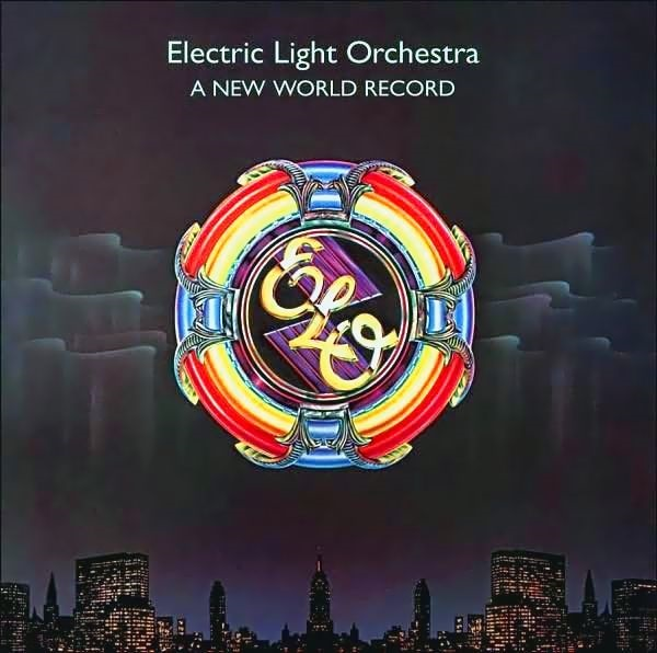 Electric Light Orchestra. A New World Record (LP) electric light orchestra eldorado lp