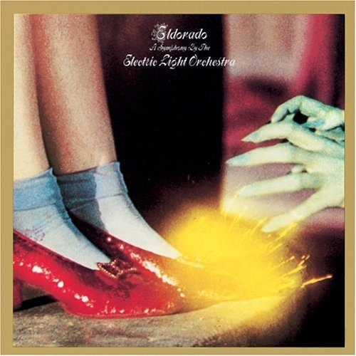 Electric Light Orchestra. Eldorado (LP) eldorado платье