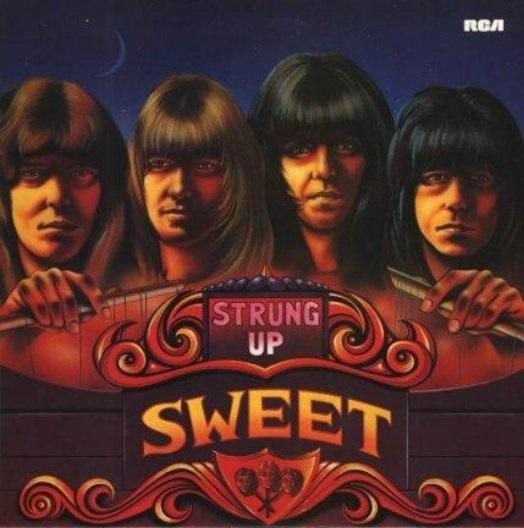Sweet. Strung Up (2 LP)Представляем вашему вниманию альбом Sweet. Strung Up, двойной альбом британской рок-группы, изданный на виниле.<br>