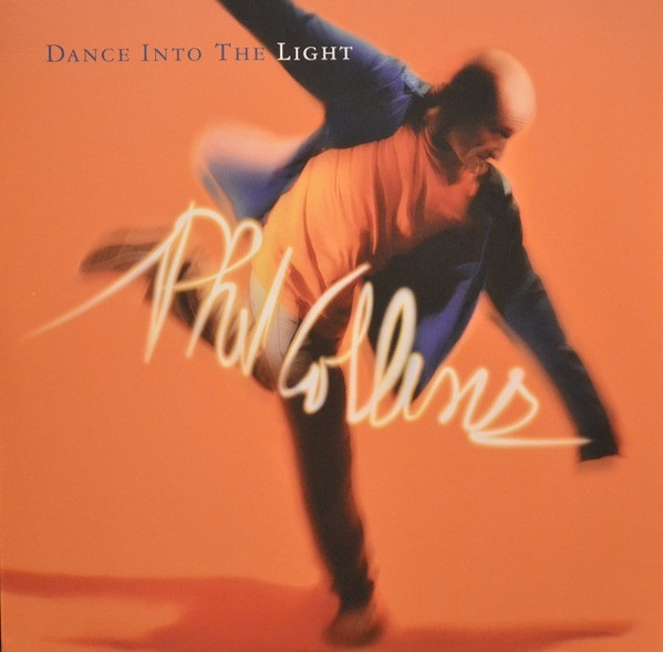Phil Collins. Dance Into The Light (2 LP) cd phil collins the essential going back