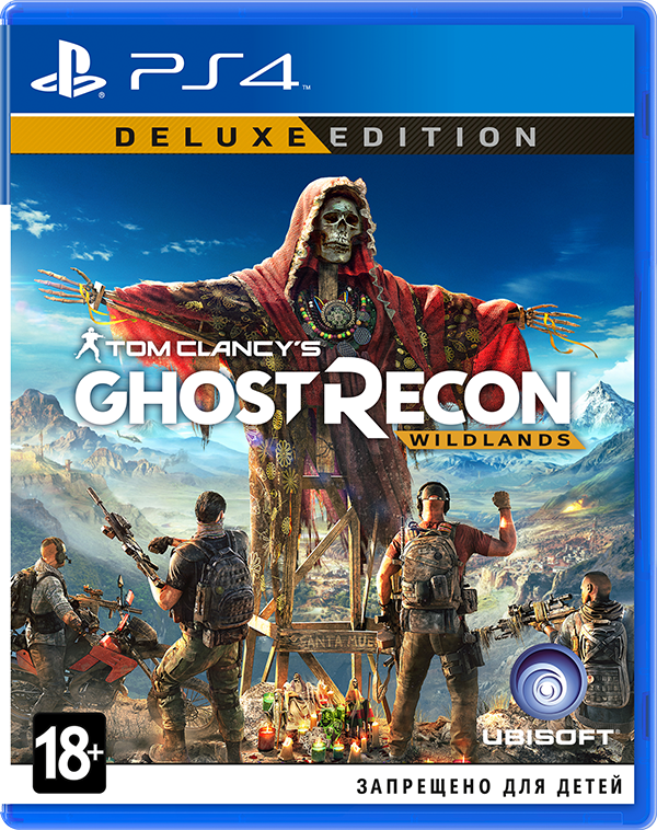 Tom Clancy's Ghost Recon: Wildlands. Deluxe Edition [PS4]