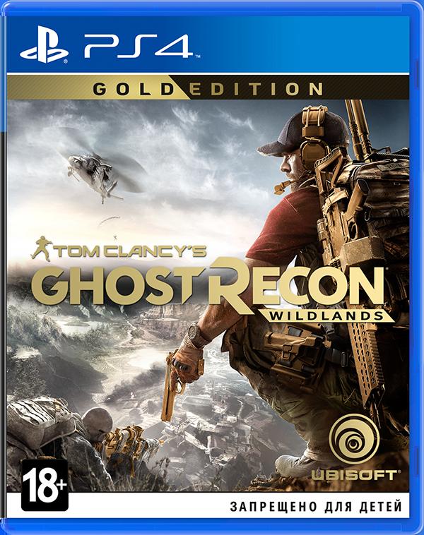 Tom Clancy's Ghost Recon: Wildlands. Gold Edition [PS4]