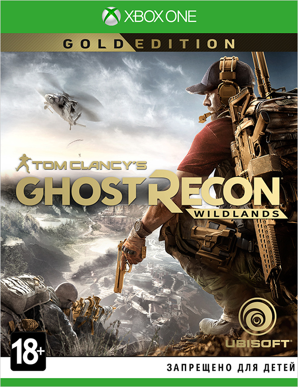 Tom Clancy's Ghost Recon: Wildlands. Gold Edition [Xbox One]