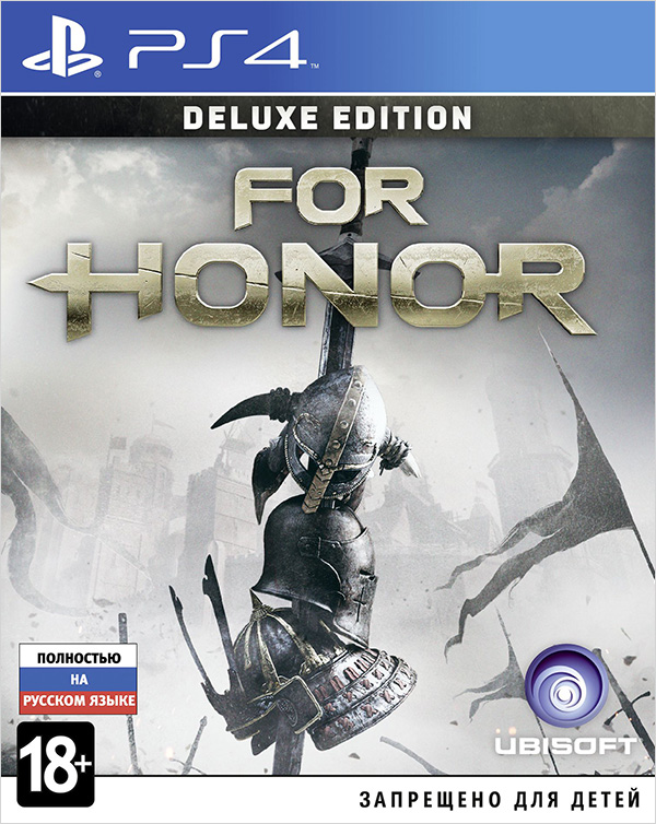 For Honor. Deluxe Edition [PS4]