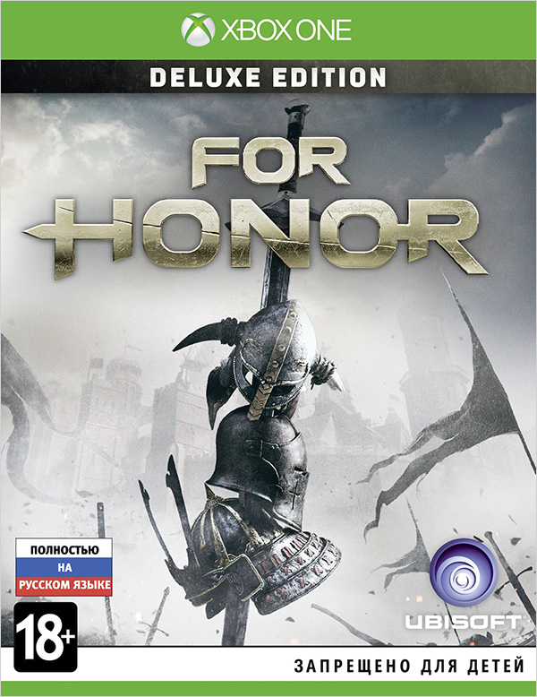 For Honor. Deluxe Edition [Xbox One] видеоигра для xbox one overwatch origins edition