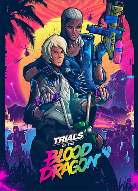 Trials of the Blood Dragon  [PC, Цифровая версия] (Цифровая версия)