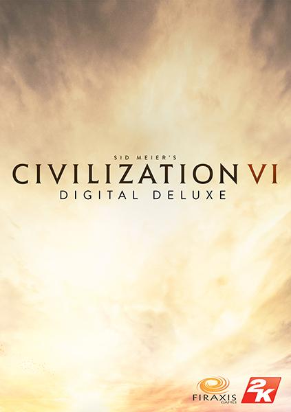Sid Meiers Civilization VI. Digital Deluxe Edition  (Цифровая версия)Sid Meiers Civilization VI предлагает множество новых способов взаимодействия с игровым миром.<br>