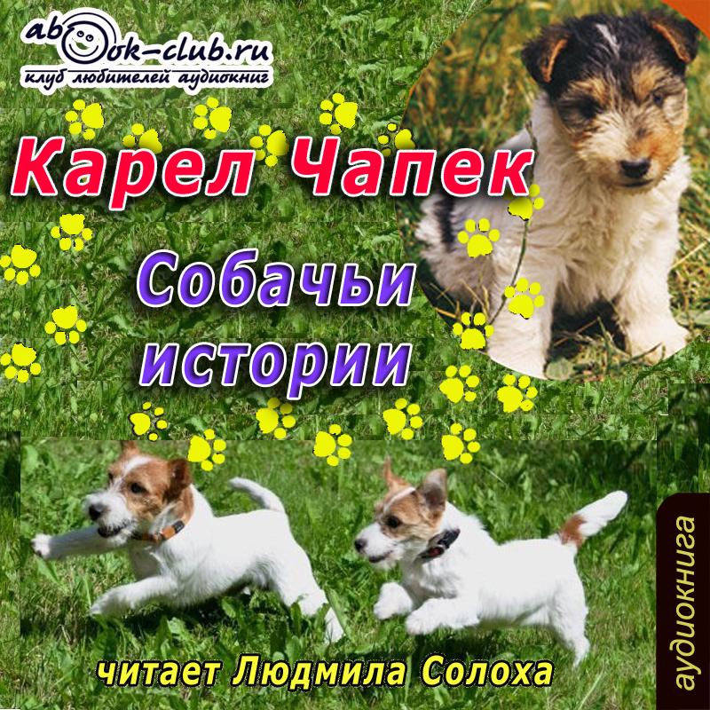 Чапек Карел Собачьи истории (цифровая версия) (Цифровая версия) собачьи истории