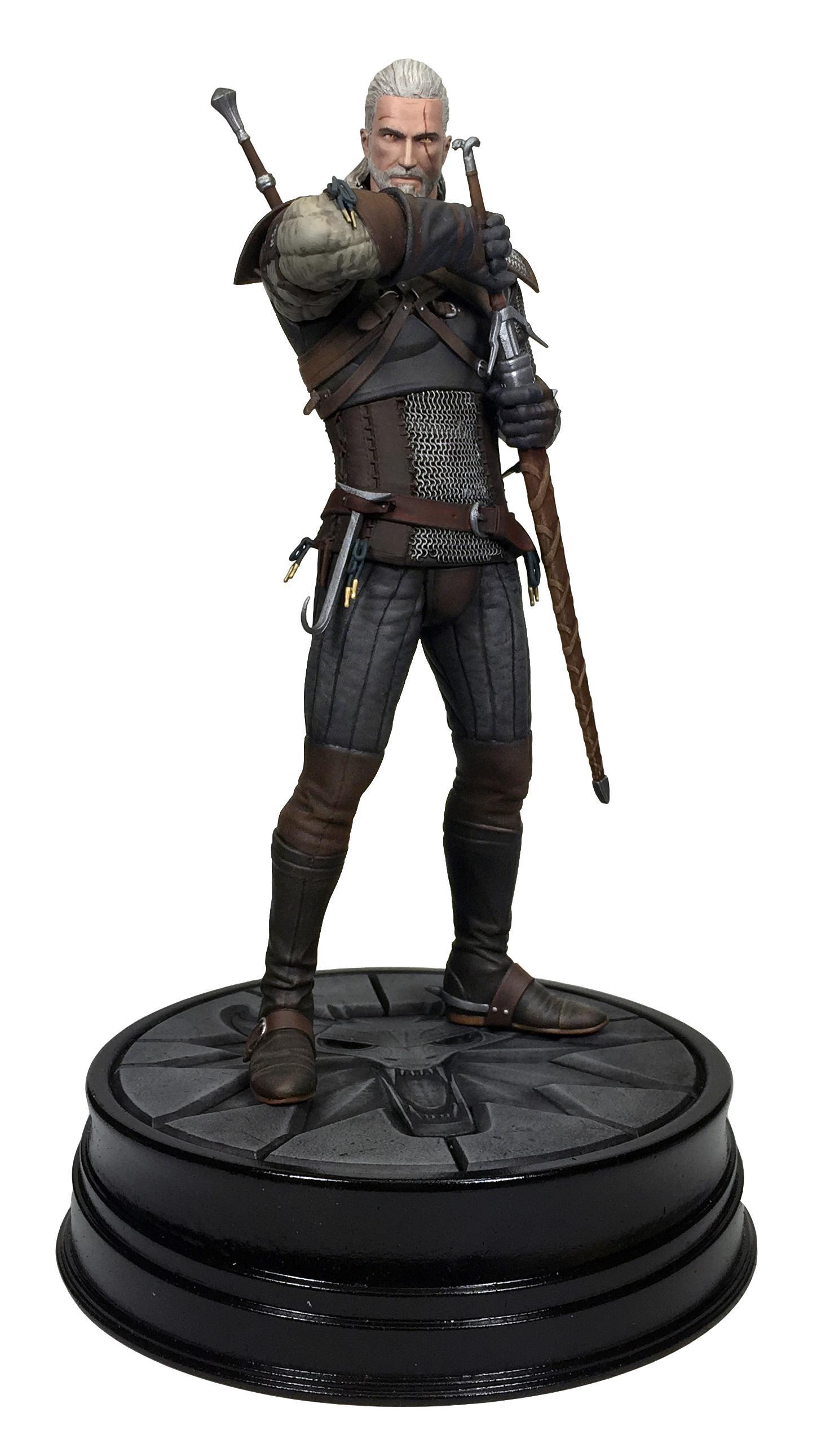 Фигурка Witcher 3: Wild Hunt. Geralt Of Rivia (20 см)Представляем вашему вниманию фигурку Witcher 3: Wild Hunt. Geralt Of Rivia, созданную по мотивам популярной компьютерной игры «Ведьмак 3: Дикая охота».<br>