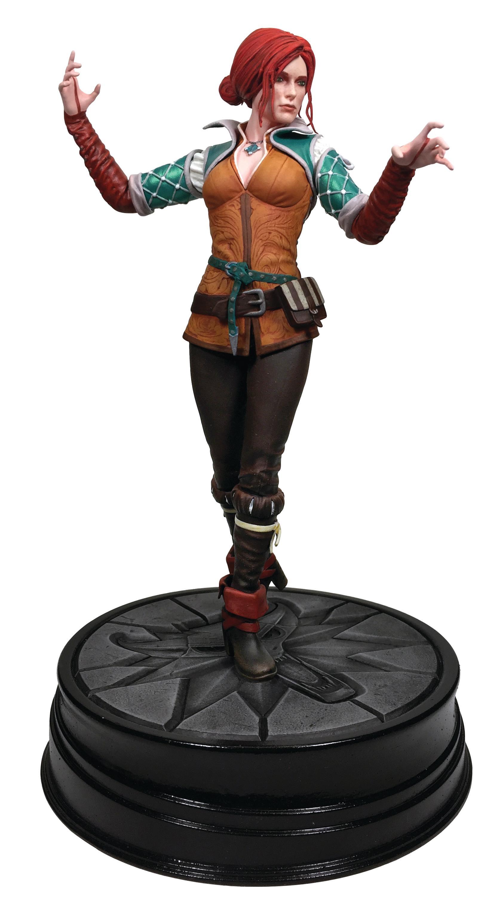 Фигурка Witcher 3: Wild Hunt. Triss Merigold (24 см)Представляем вашему вниманию фигурку Witcher 3: Wild Hunt. Ciri, созданную по мотивам популярной компьютерной игры «Ведьмак 3: Дикая охота».<br>
