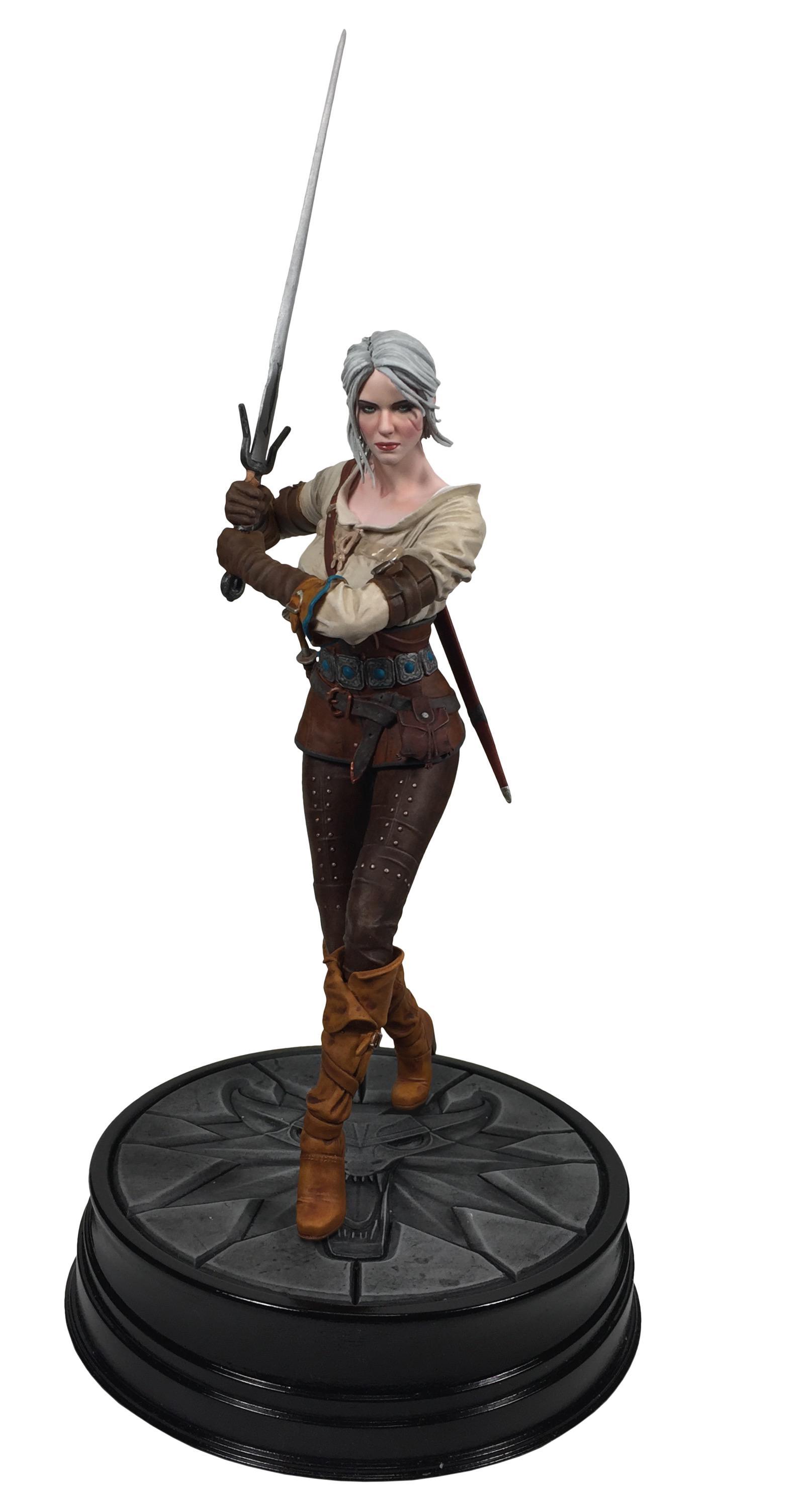 Фигурка Witcher 3: Wild Hunt. Ciri (24 см)Представляем вашему вниманию фигурку Witcher 3: Wild Hunt. Ciri, созданную по мотивам популярной компьютерной игры «Ведьмак 3: Дикая охота».<br>