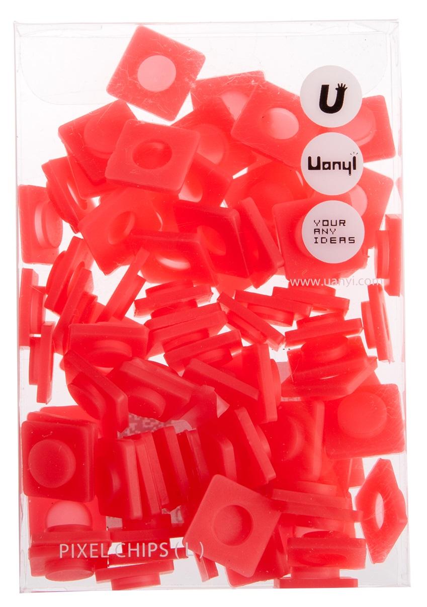 Пиксельные фишки Большие WY-P001 (Pixel Chips Large) (Красный)Представляем вашему вниманию Пиксельные фишки Большие WY-P001 (Pixel Chips Large), из которых вы сможете создать свою неповторимую мозаику.<br>