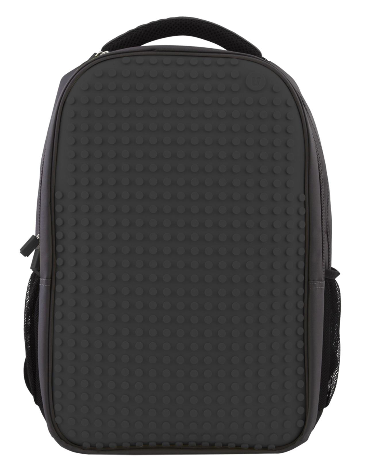 Пиксельный рюкзак для ноутбука (Full Screen Biz Backpack/Laptop bag) WY-A009 (Черный)Представляем вашему вниманию пиксельный рюкзак для ноутбука (Full Screen Biz Backpack/Laptop bag) WY-A009, имеющий силиконовую панель, на которой с помощью «пикселей» в виде мозаики выкладывается абсолютно любой рисунок.<br>