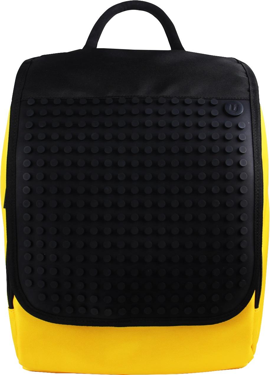 Детский школьный рюкзак (Young style backpack) WY-A010 (Желтый)