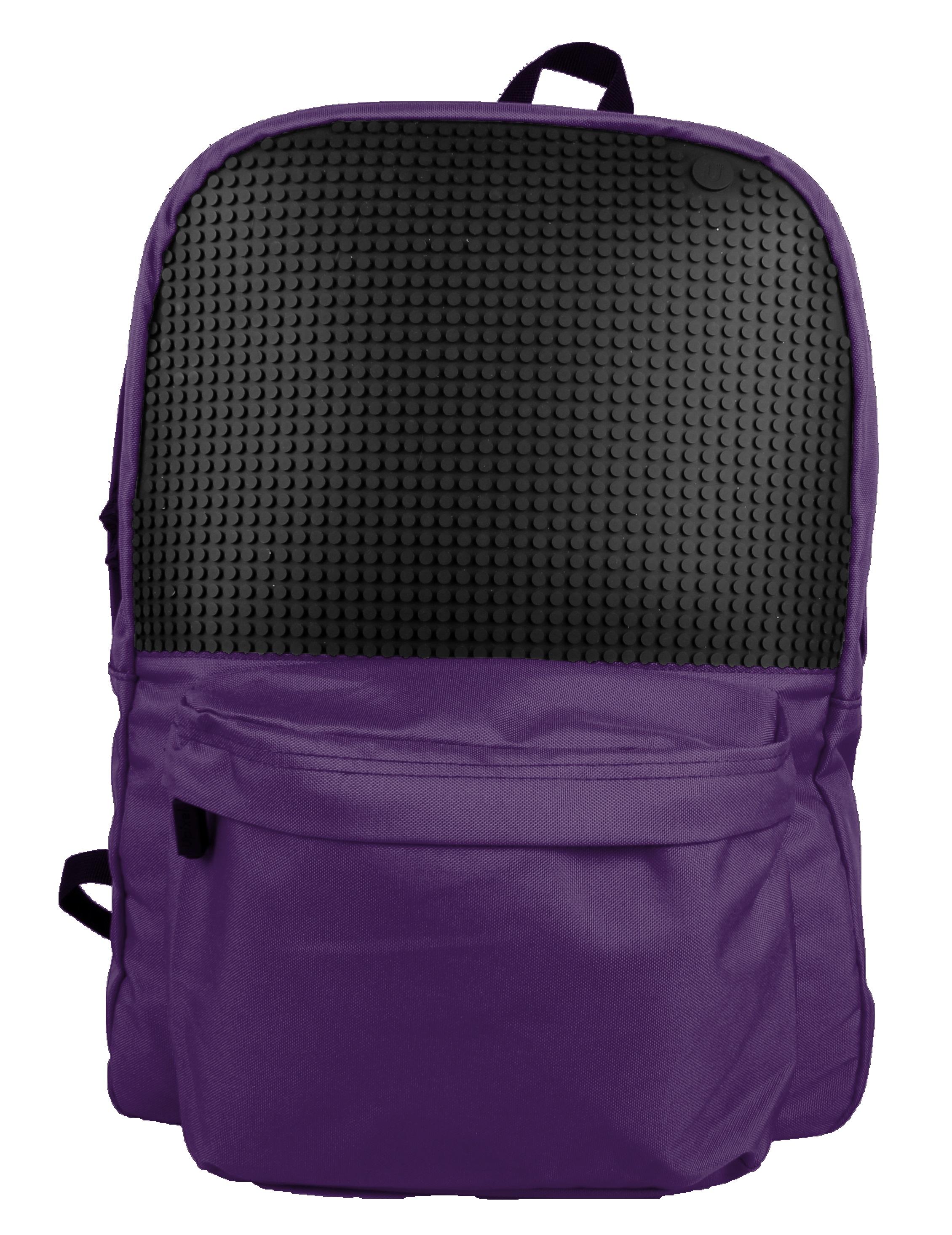 Классический школьный пиксельный рюкзак (Classic school pixel backpack) WY-A013 (Фиолетовый)Представляем вашему вниманию классический школьный пиксельный рюкзак (Classic school pixel backpack) WY-A013, имеющий силиконовую панель, на которой с помощью «пикселей» в виде мозаики выкладывается абсолютно любой рисунок.<br>