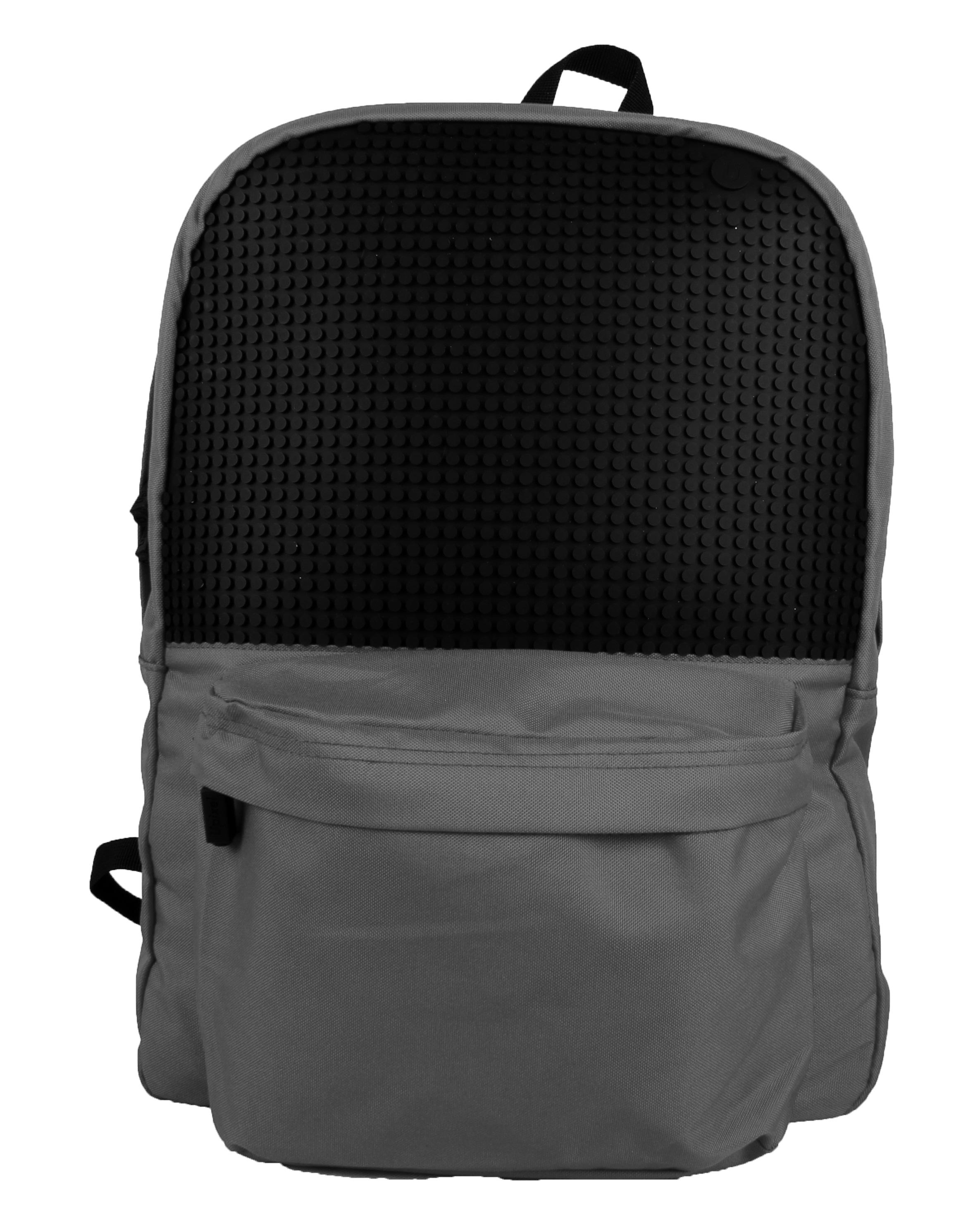 Классический школьный пиксельный рюкзак (Classic school pixel backpack) WY-A013 (Серый)Представляем вашему вниманию классический школьный пиксельный рюкзак (Classic school pixel backpack) WY-A013, имеющий силиконовую панель, на которой с помощью «пикселей» в виде мозаики выкладывается абсолютно любой рисунок.<br>